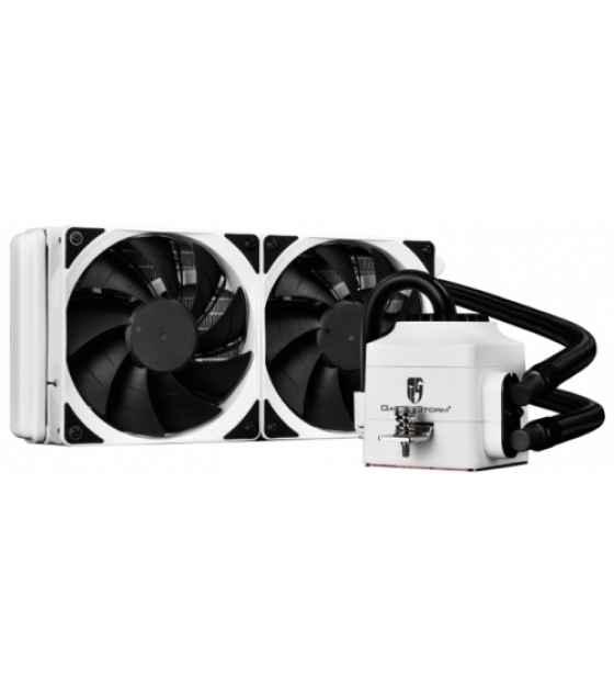 Система водяного охлаждения Deepcool Captain 240 EX White