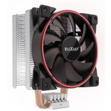 Кулер для процессора PCcooler GI-X3R V2 красная LED подсветка