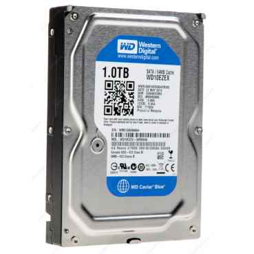 Жесткий диск Western Digital 1000Gb Blue WD10EZEX
