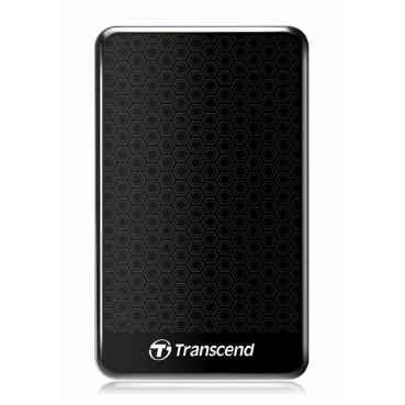 Внешний жесткий диск Transcend TS1TSJ25A3K, USB 3.0, черный retail