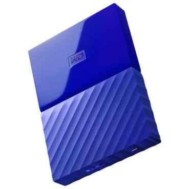 Внешний HDD Western Digital My Passport 1 ТБ Синий