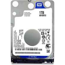 Жесткий диск Western Digital 1000Gb Blue Mobile (WD10SPZX)