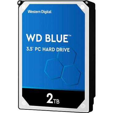 Жесткий диск Western Digital Blue 2000Gb WD20EZAZ