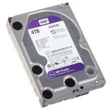 Жесткий диск Western Digital 4000Gb Purple (WD40PURZ)