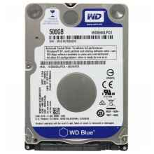 Жесткий диск Western Digital 500Gb Blue WD5000LPCX