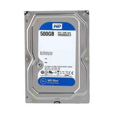 Жесткий диск Western Digital WD Blue Desktop 500 GB (WD5000AZLX)