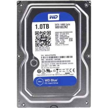 Жесткий диск Western Digital 1000Gb Blue WD10EZRZ