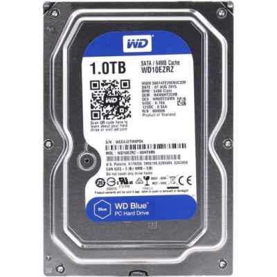 Жесткий диск Western Digital WD10EZRZ 1000 Гб