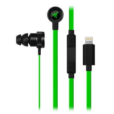 Наушники Razer Hammerhead for iOs