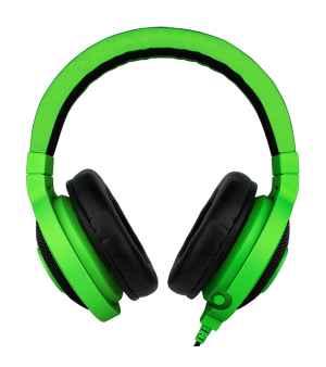 Компьютерная гарнитура Razer Kraken Pro Green