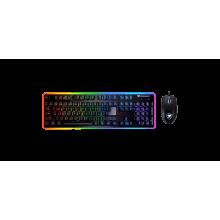 Клавиатура и мышь COUGAR Deathfire EX Black USB