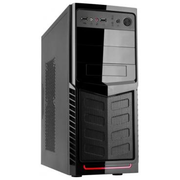 Компьютерный корпус ACCORD A-30B w/o PSU Black