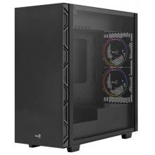 Компьютерный корпус AeroCool Flo Saturn Black
