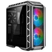 Компьютерный корпус Cooler Master MasterCase H500P Mesh ARGB (MCM-H500P-MGNN-S11) w/o PSU Gunmetal Grey
