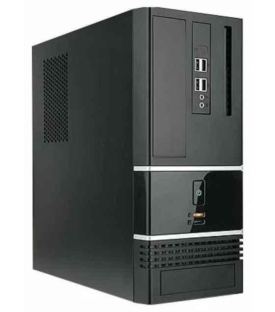 Компьютерный корпус IN WIN BK623 300W Black (Уценка)