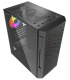Компьютерный корпус PowerCase Mistral Micro Z3B Mesh LED Black CMIMZB-L3