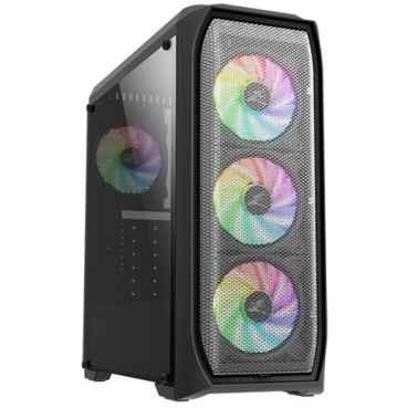Компьютерный корпус Zalman N5 MF Black