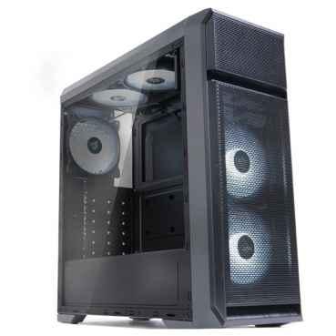 Компьютерный корпус Zalman N5 OF Black