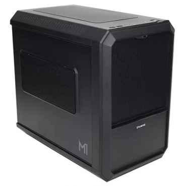 Компьютерный корпус Zalman M1 Black (Уценка)