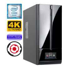 Компактный компьютер HTPC-C 10