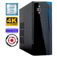 Компактный компьютер HTPC-C 100
