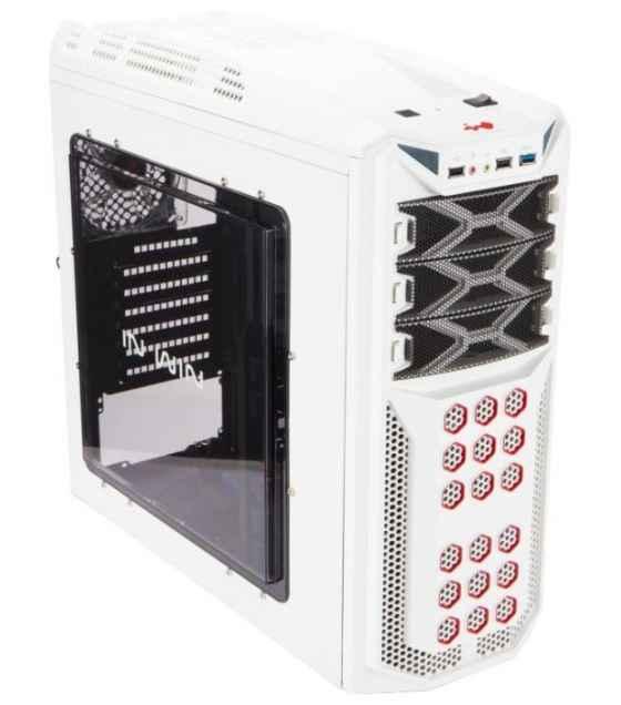 Корпус INWIN BWR145W 600W White
