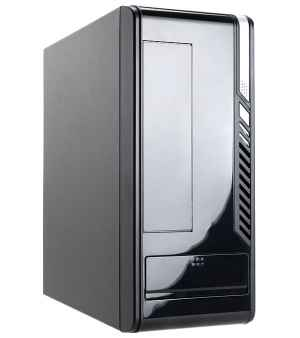 Корпус INWIN BM 648BL mini-ITX 160W Black