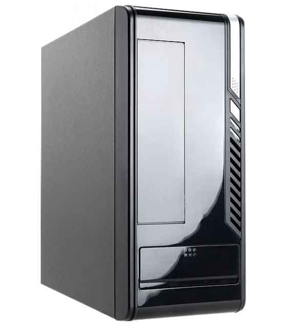 Корпус INWIN BM 648BL mini-ITX 160W Black