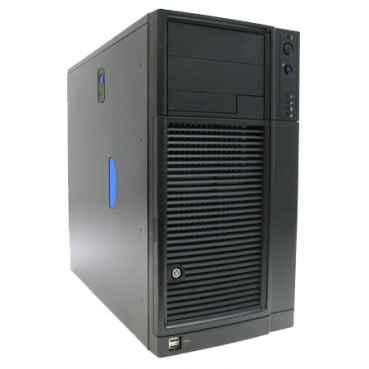 Корпус серверный Intel SC5299WS Pilot Point IV Chassis fixed 670W PSU 5U short