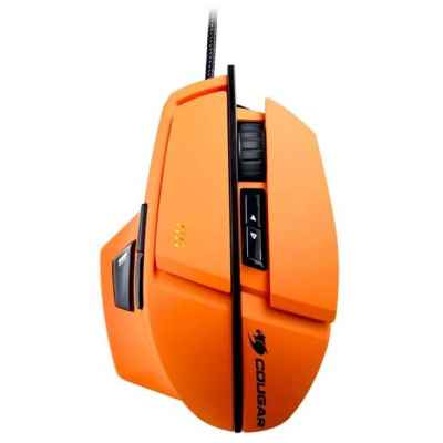 Компьютерная мышь COUGAR 600M Orange USB