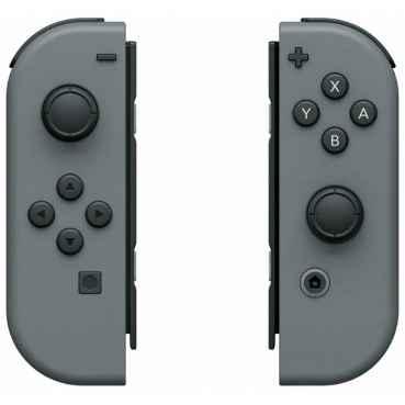 Геймпад Nintendo Joy-Con controllers Duo серый