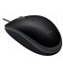 Мышь Logitech B110 Silent, черный