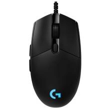 Мышь Logitech G G Pro HERO Black USB