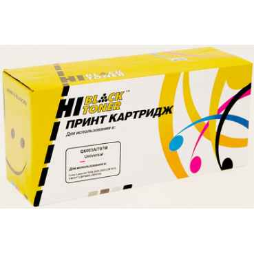 Картридж Hi-Black tk895y Желтый