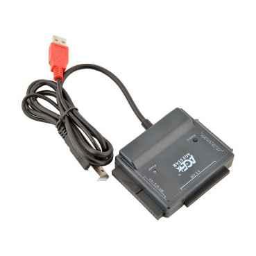 "Переходник c 2,5""/3.5'' IDE/SATA на USB2.0, Agestar FUBCP"