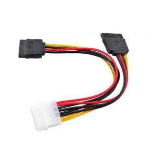 Переходник Serial-ATA Power converter 2HDD