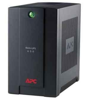 ИБП 650VA APC Back-UPS BX650CI-RS 390Вт 650ВА черный