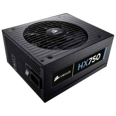 Блок питания Corsair HX750 80 Plus Platinum 750W