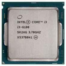 Процессор Intel Core i3-6100 Socket 1151OEM