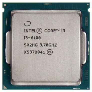 Процессор Intel Core i3-6100 Socket 1151 OEM