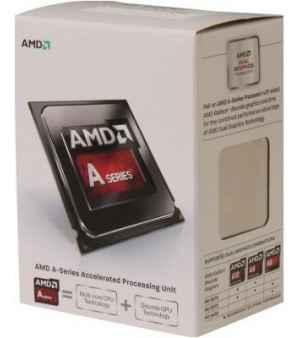 Процессор AMD A8-6500 (3.5Ghz,FM2, L2 4096Kb) BOX