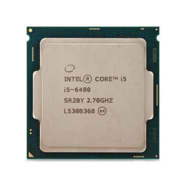 Процессор Intel Core i5-6400 2.7 ГГц  4 ядра, Intel HD Graphics 530 LGA1151