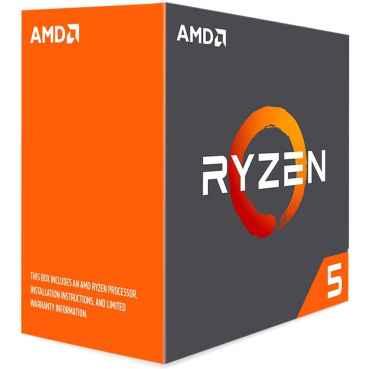 Процессор AMD Ryzen 5 1600X Summit Ridge (AM4, L3 16384Kb)