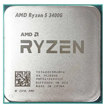Процессор AMD Ryzen 5 3400G OEM (YD3400C5M4MFH)