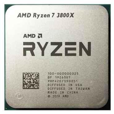 Процессор AMD Ryzen 7 3800X OEM