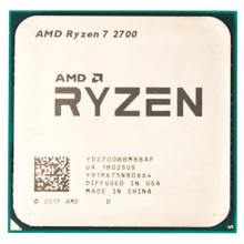 Процессор AMD Ryzen 7 2700 Pinnacle Ridge (AM4, L3 16384Kb) OEM