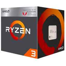 AMD Ryzen 3 2200G Raven Ridge (AM4, L3 4096Kb) BOX