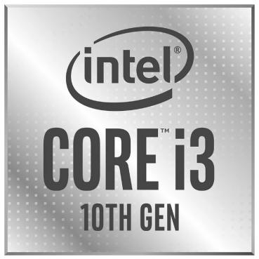 Процессор Intel Core i3-10100F, OEM