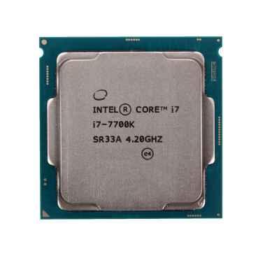 Процессор Intel Core i7-7700K (Уценка)