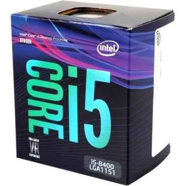 Intel Core i5-8400 BOX Coffee Lake (2800MHz, LGA1151, L3 9216Kb)